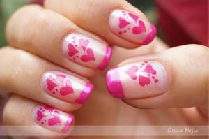 pink french by yuki365