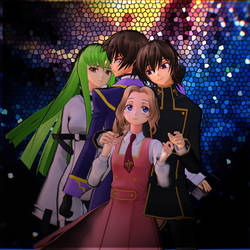 Code Geass Lelouch of the Resurrection Cont. Entry