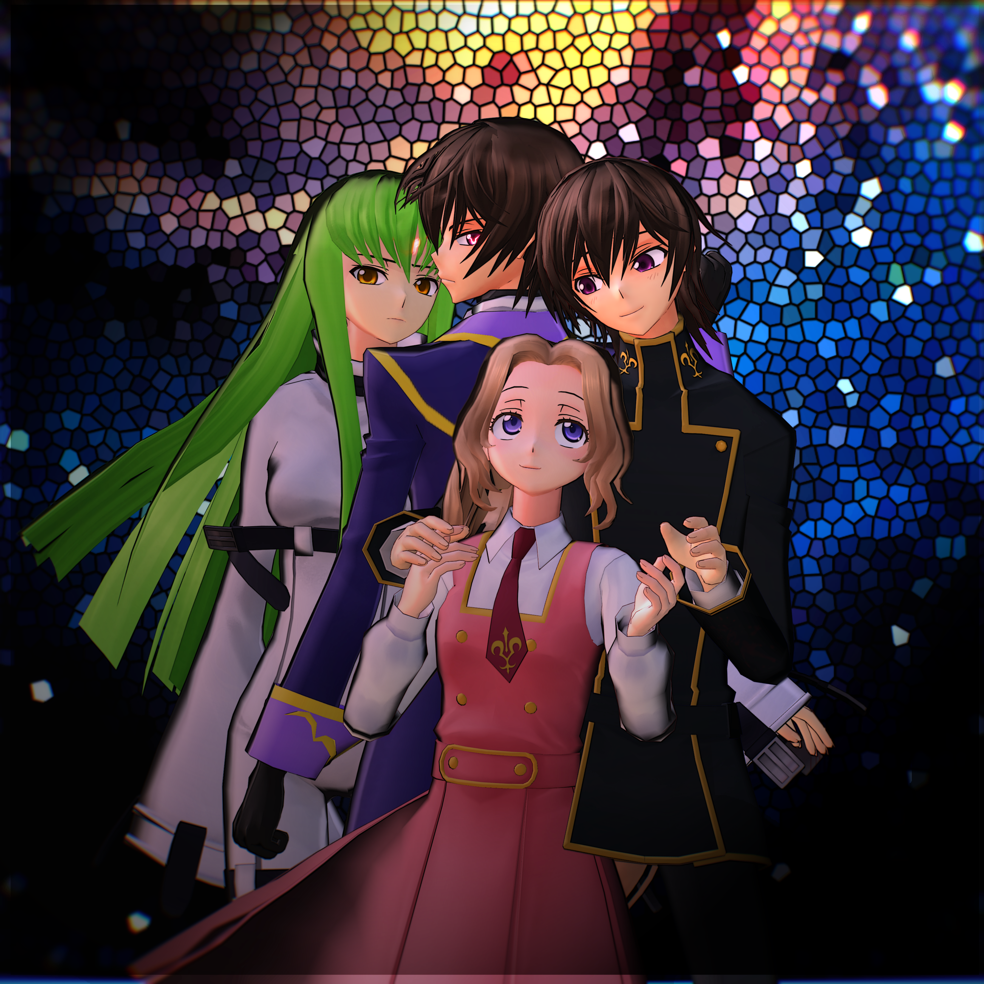 Code Geass Lelouch of the Resurrection Cont  Entry by