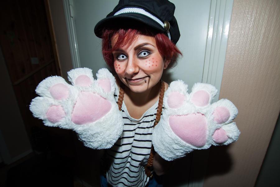 halloween puppet by viveya - Puppet Halloween