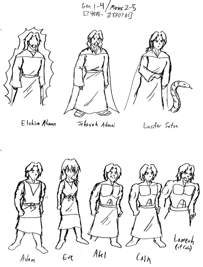 bible character coloring pages how to draw bible characters