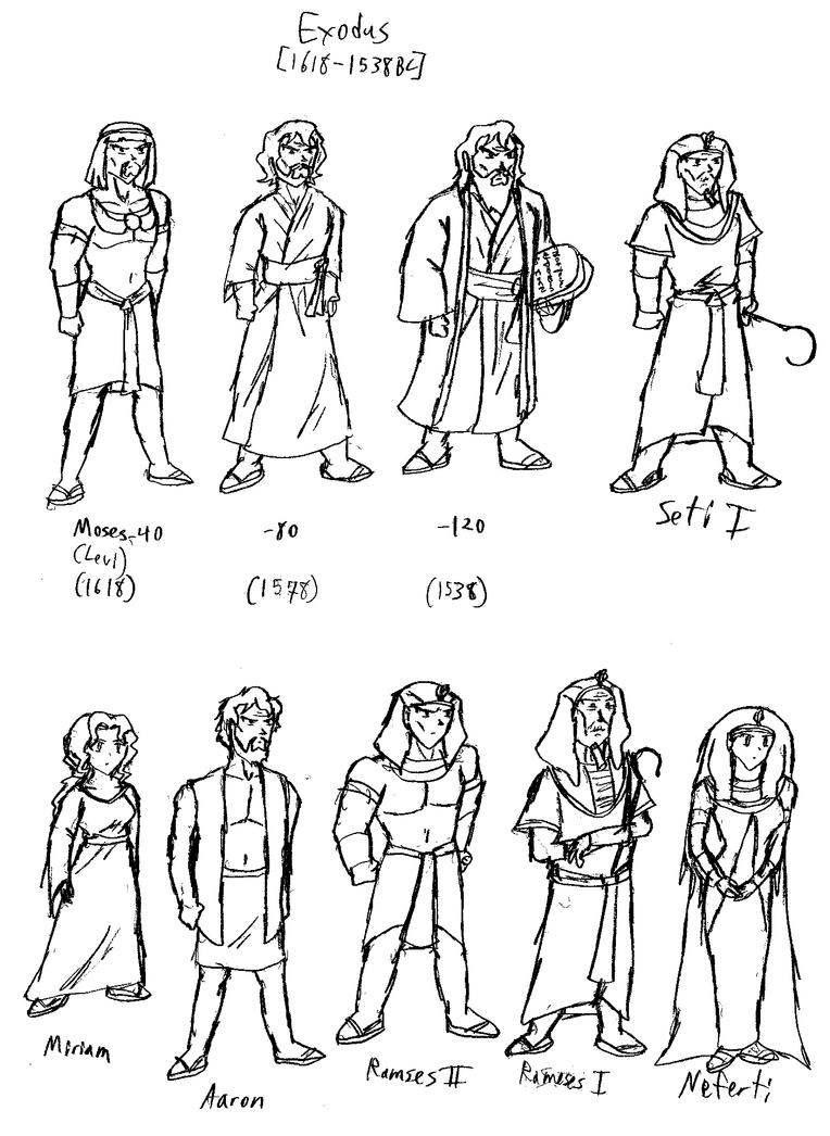 bible character coloring pages bible characters 3 by mandalorianjedi on deviantart