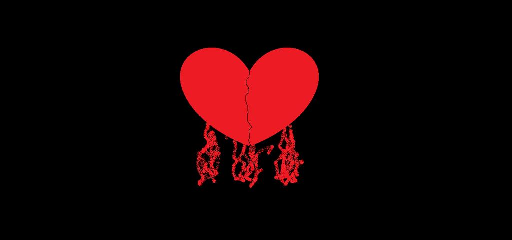 Broken Heart by TicciTobyfan15