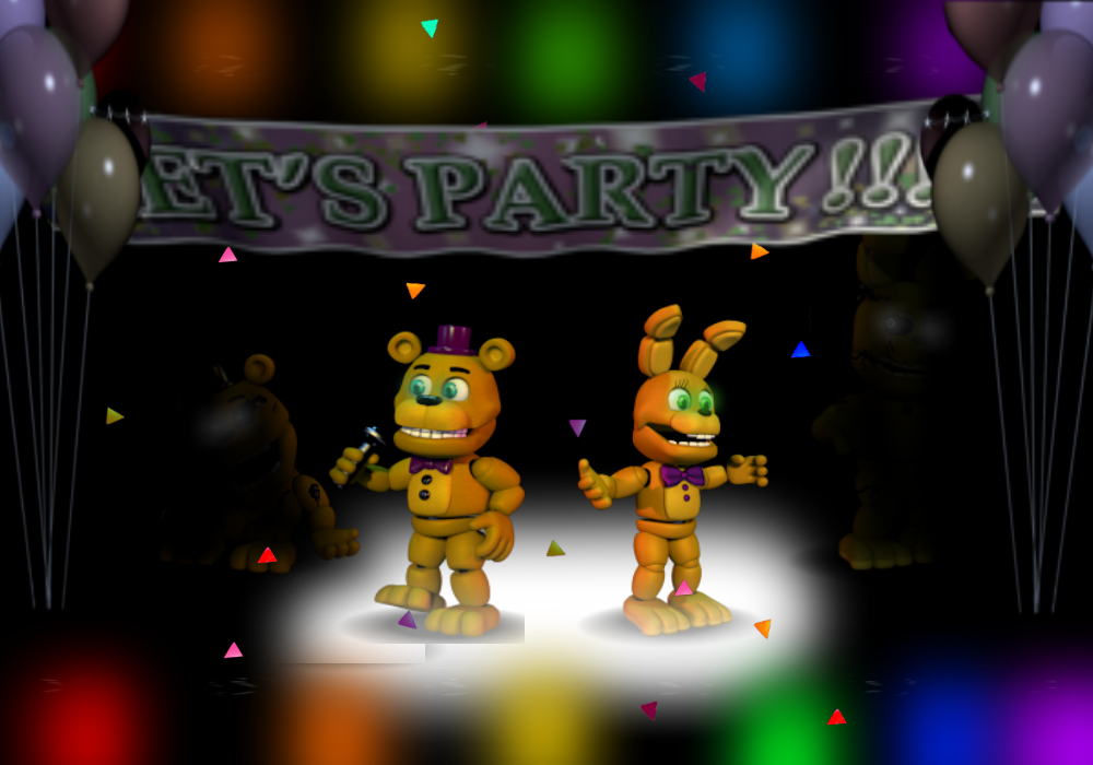 Fredbear 39 s family diner fnaf edit by apletete on deviantart for Family diner