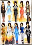 Katniss Clothing