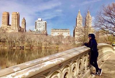 Central Park, NYC no.3 by GeorgiaS24