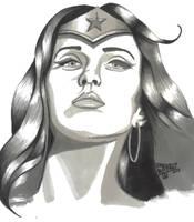 Wonder Woman by bozz-G
