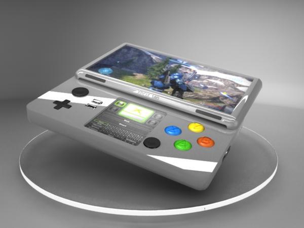 Concept Xbox 180 - 02 by Zenin-Amit