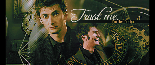 Trust me. I'm the Doctor. by Sara876