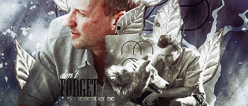 don't forget to remember me