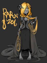 Madness Rapunzel by MuHut