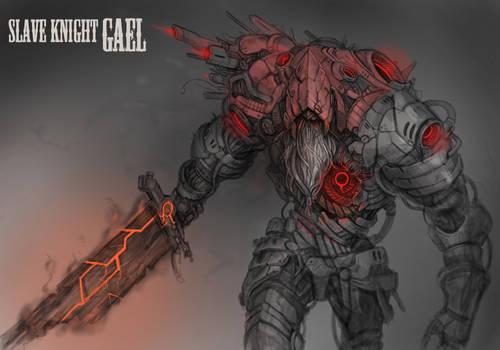 Robot Slave Knight Gael