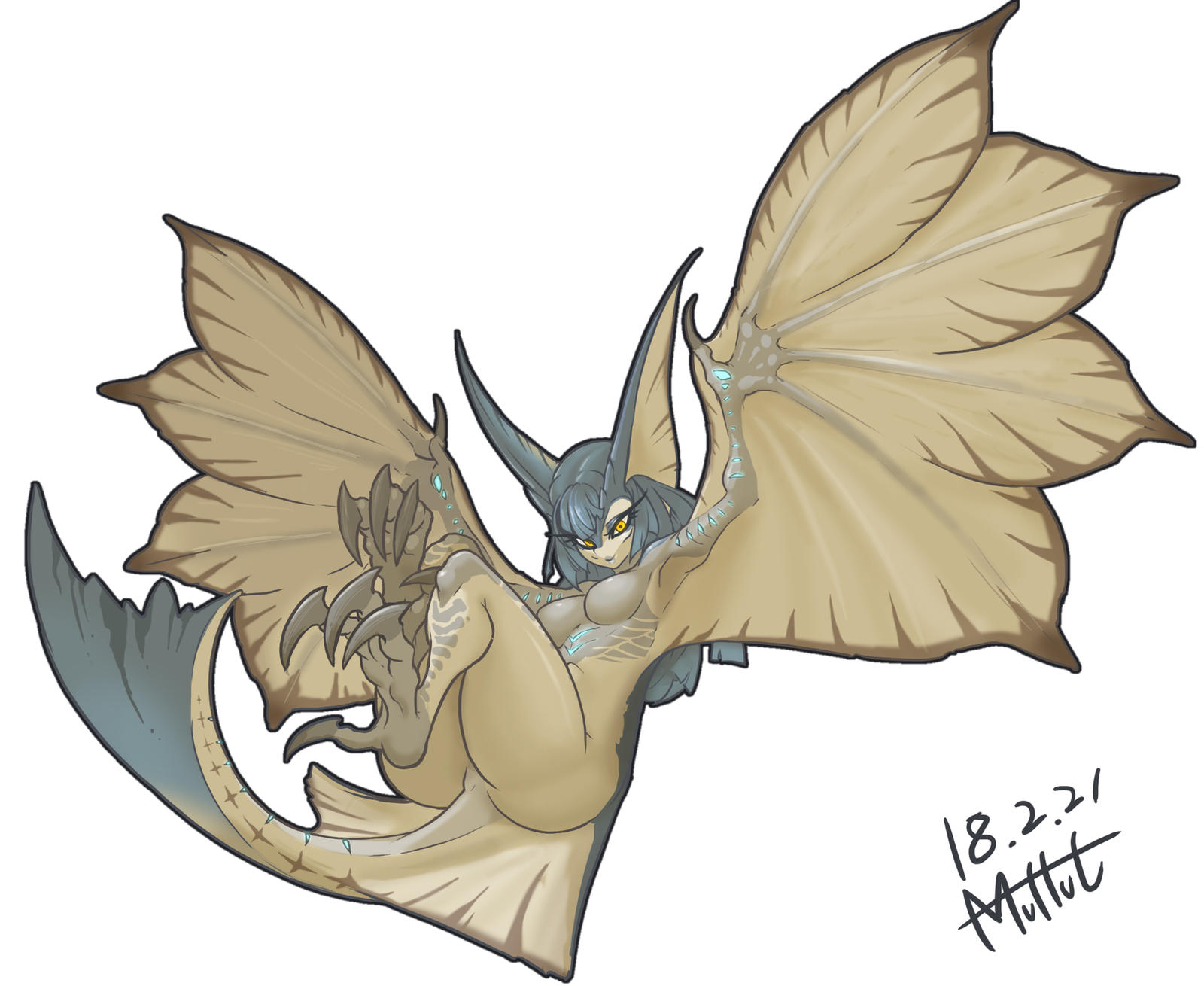 Legiana Humanization By Muhut On Deviantart