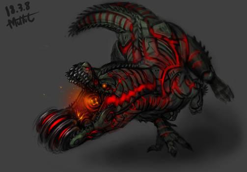 Mechanic Deviljho (mad)