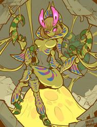 181214 Ahtal-Ka (Colored) by MuHut
