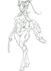 Mantis by MuHut