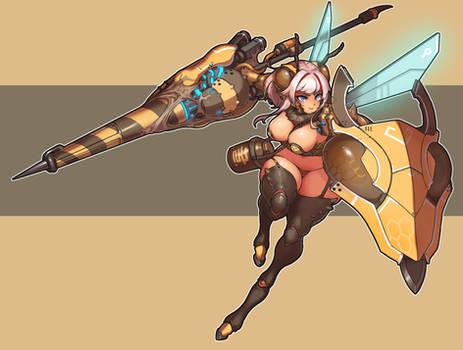 Hornet Mina