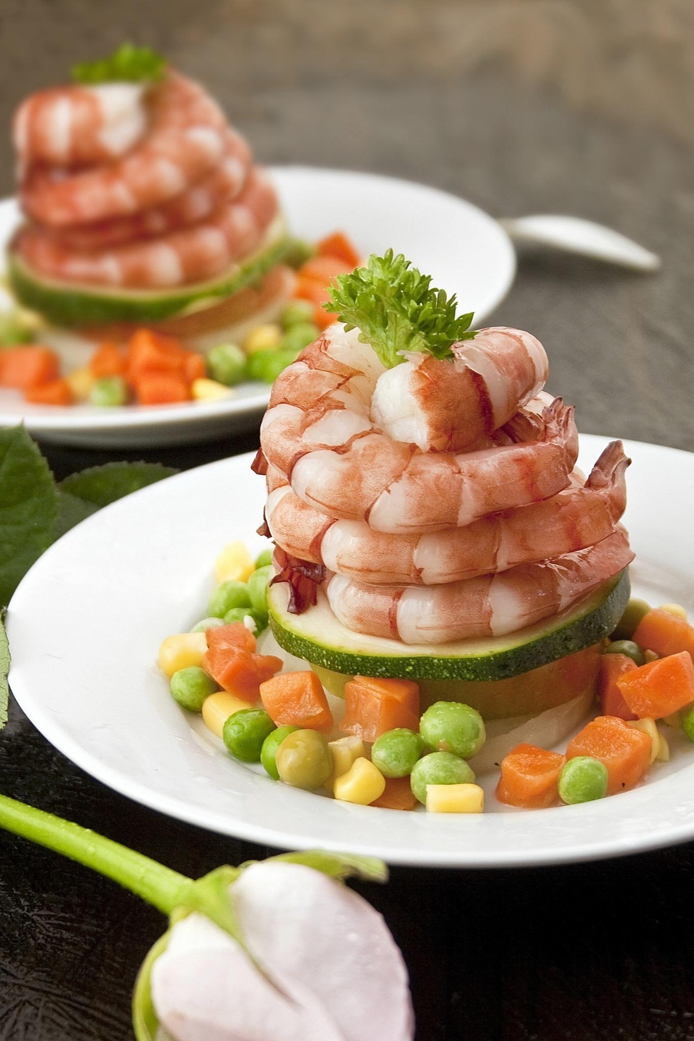 Shrimp Salad by momoclax