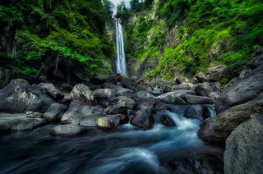 Bantaeng Waterfall