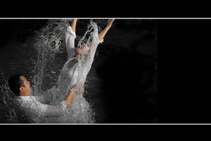 romantic splash... by momoclax