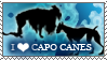 I Love Capo Canes STAMP by URs4NiN3Z