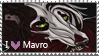 Mavro Stamp by URs4NiN3Z