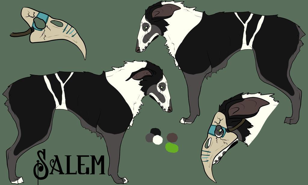 [MD] Salem --Arty/Harley Pup-- by URs4NiN3Z