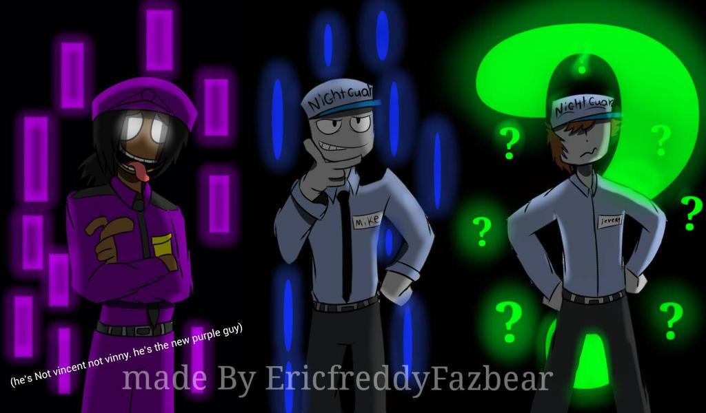 The fnaf night guards by ericfreddyfazbear on deviantart