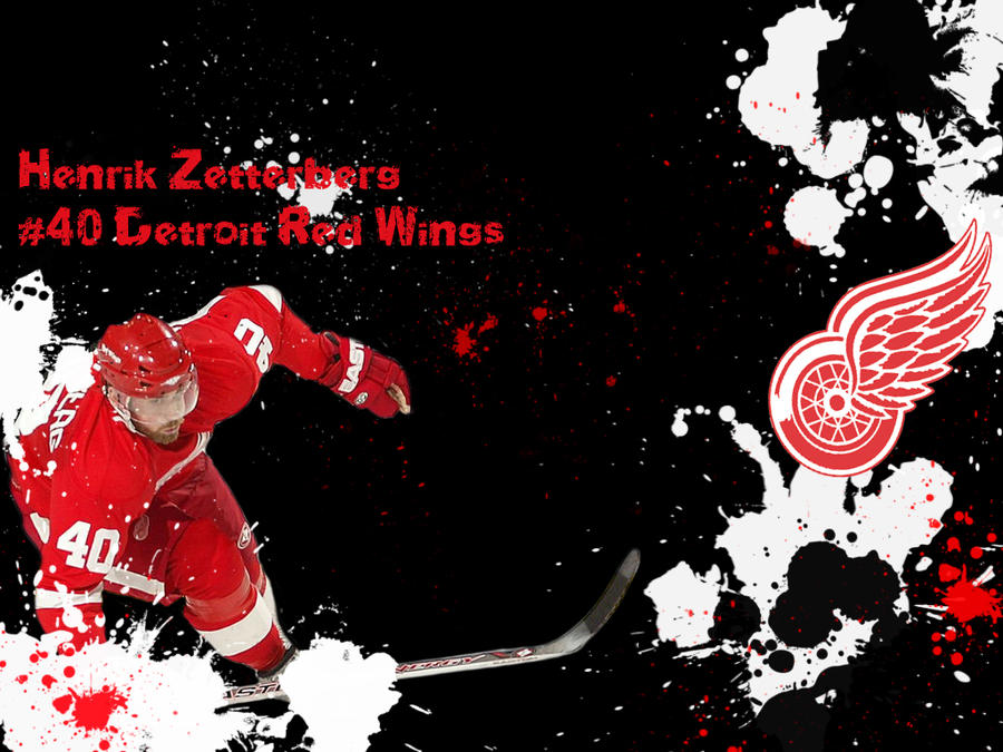 Detroit Red Wings Wallpaper By Subkulturee