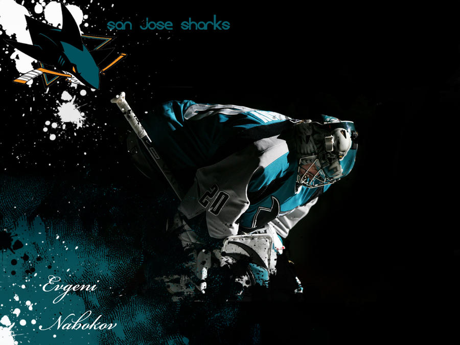 San Jose Sharks Wallpaper By Subkulturee