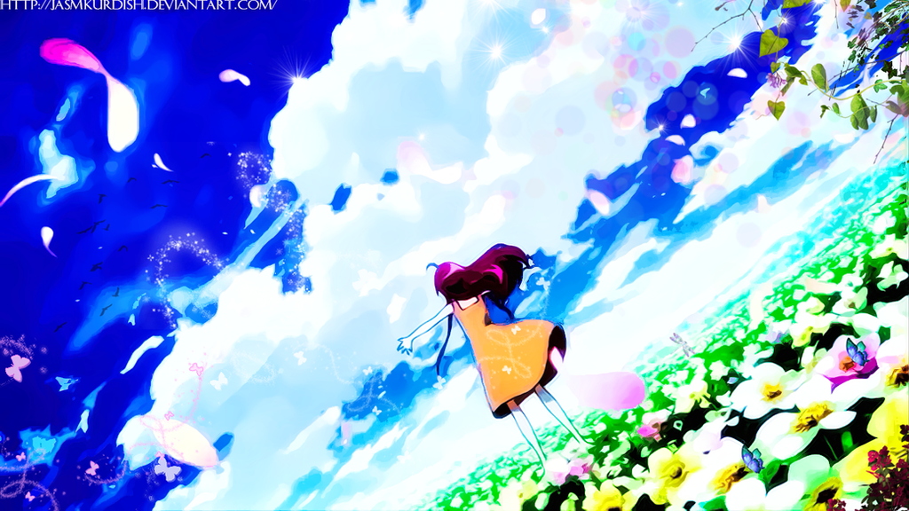 Spring Breeze by jasmkurdish