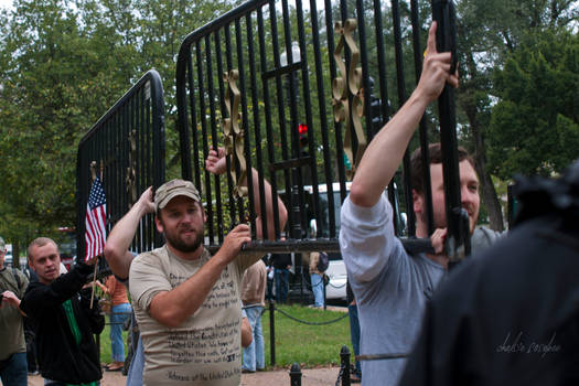 Barricades Down