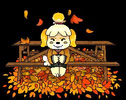 Autumn! by CutieCorvid