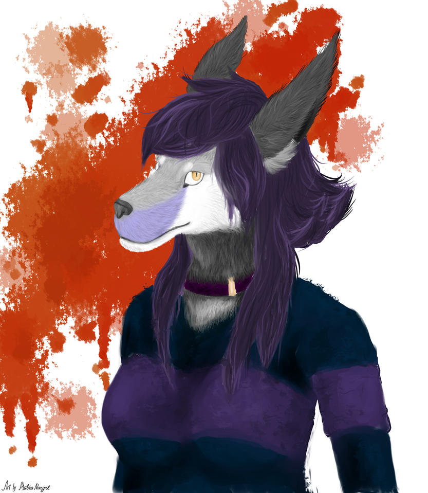 older furry character art - photo #14