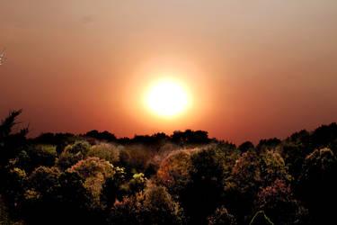 2020/10/09  Sunset