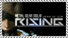 Metal Gear Rising Stamp by tornbloodyrose