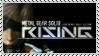 Metal Gear Rising Stamp by tornbloodyrose