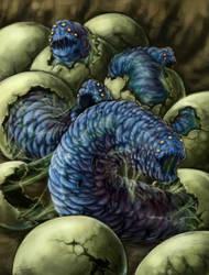 Worm-final by misledtomisery
