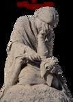 Funerary art_Sorrow I by Arts-of-Cendrayliss