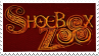 Shoebox Zoo Stamp by Frazero