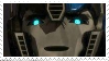 Optimus happy face stamp by Frazero