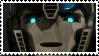 Optimus happy face stamp by Frazero