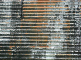 rusty tin texture by skipgo