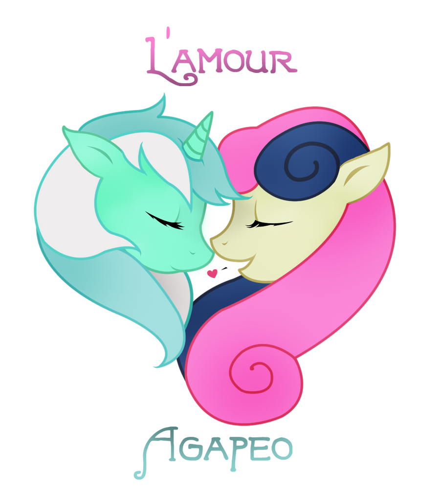 L'amour Agapeo by Soapy-Lee
