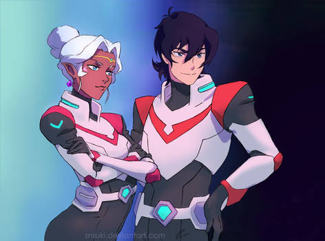 Voltron - Go-to-hell Team