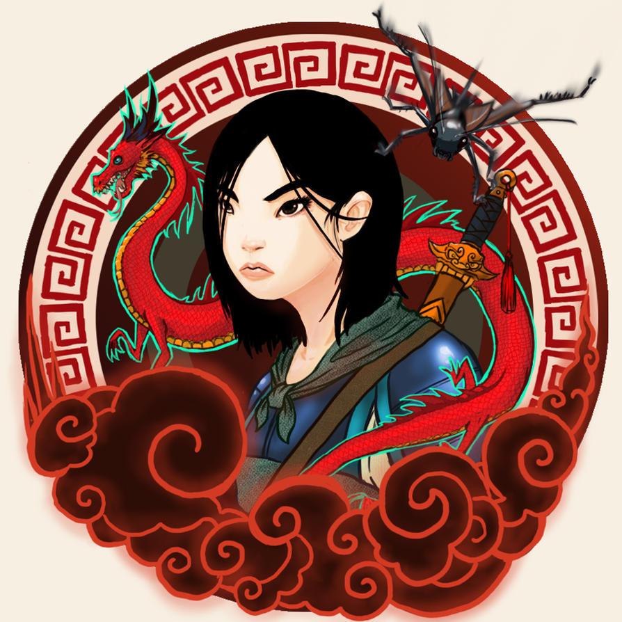 Mulan by lieusum