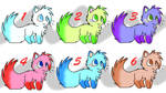 Cutie kittens adopts 20 points [OPEN]