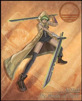 KoN: Lozul, Blade of Earth