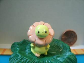 Kawaii Lion Charm by Chubbli