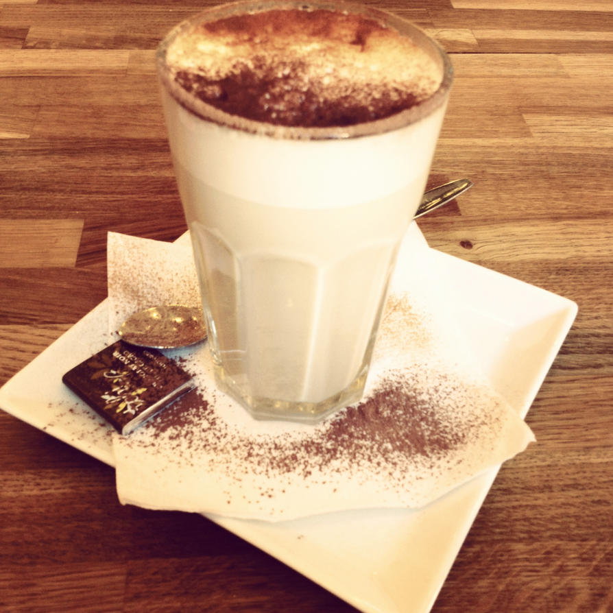 Soy Chai Latte By Mobbe-pingvin On DeviantArt
